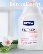 NIVEA intimate gel